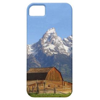 Montañas magníficas de Teton iPhone 5 Case-Mate Fundas
