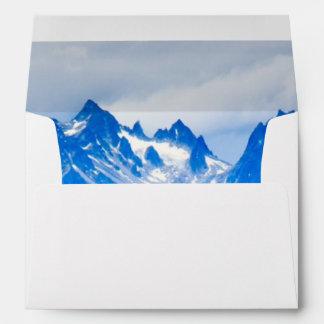 Montañas majestuosas de Alaska