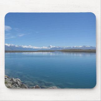 Montañas meridionales de Tekapo del lago…, Nueva Z Mousepads