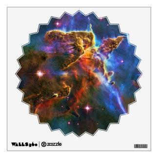 Montañas místicas - nebulosa de Carina