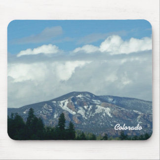 Montañas Mousepad de Colorado