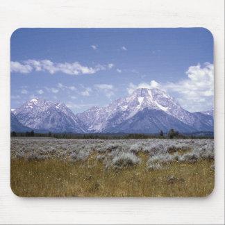 Montañas Mousepad de Wyoming