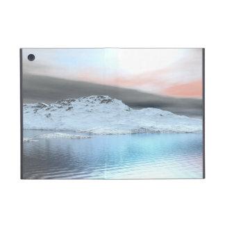 Montañas nevadas iPad mini carcasa