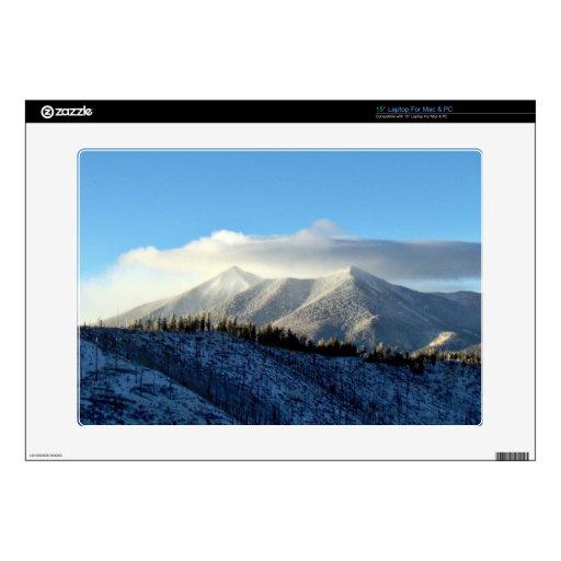 Montañas Nevado Portátil Skin
