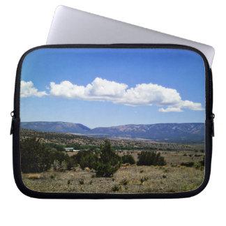 Montañas New México de Capitan Gap Funda Ordendadores