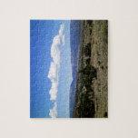 Montañas New México de Capitan Gap Rompecabezas Con Fotos