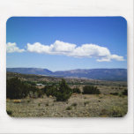 Montañas New México de Capitan Gap Alfombrilla De Ratones