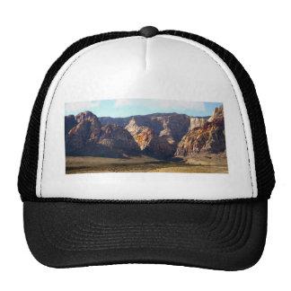 Montañas pintadas gorra