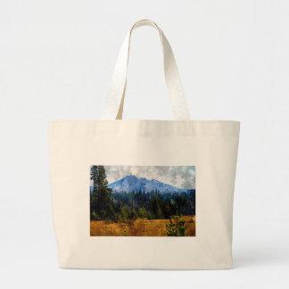 Montañas prado, Oregon de la cascada Bolsas De Mano