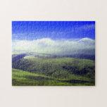 montañas puzzles