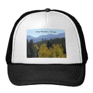 Montañas rocosas, Colorado Gorro