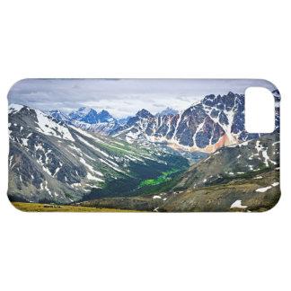 Montañas rocosas en el parque nacional de jaspe, funda para iPhone 5C