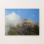 montañas rompecabeza con fotos