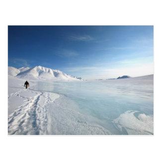 Montañas septentrionales tarjeta postal