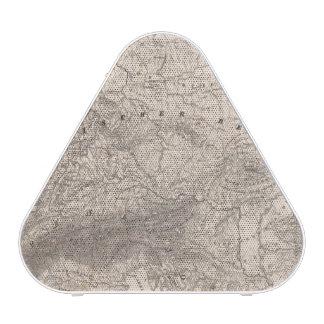 Montañas y ríos de Europa Altavoz Bluetooth