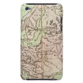 Montañas y ríos de Europa iPod Touch Case-Mate Coberturas