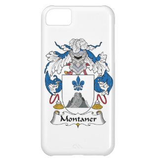 Montaner Family Crest iPhone 5C Cases
