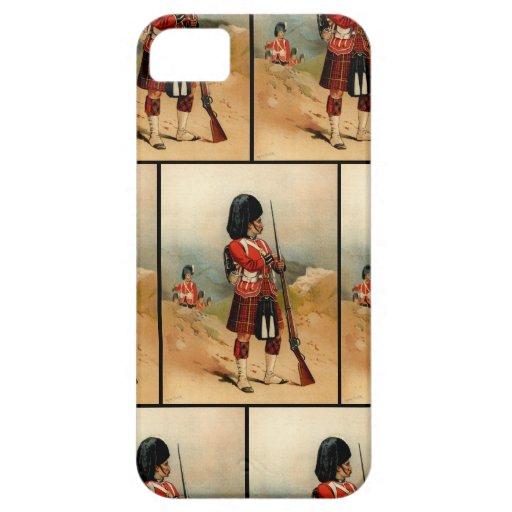 Montañeses del Queens el Camerún iPhone 5 Carcasas