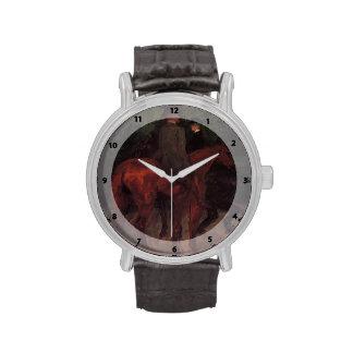 Montar a caballo de Enrique Lautrec-Man&Woman a tr Relojes