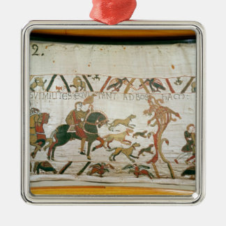 Montar a caballo de Harold del conde con sus cabal Ornamento De Reyes Magos