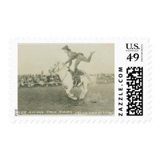 Montar a caballo del truco de Bea Kirnan Sellos