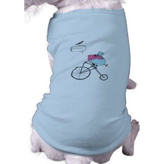 Montar a caballo guarro un penique-comino camisas de perritos