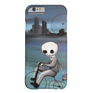 montar a un individuo del zombi del trike funda de iPhone 6 barely there