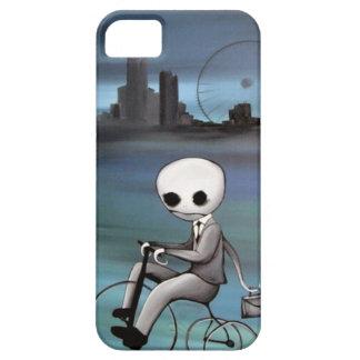 montar a un individuo del zombi del trike iPhone 5 Case-Mate cárcasas