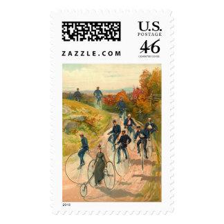 Montar en bicicleta 1887