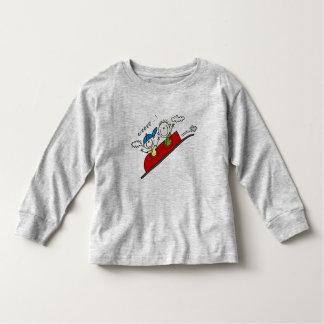 Montar la camisa del roller coaster