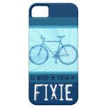 Montar mi caja del iPhone 5 de la bicicleta del iPhone 5 Case-Mate Protector