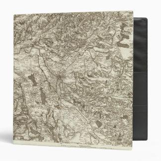 Montauban Vinyl Binder