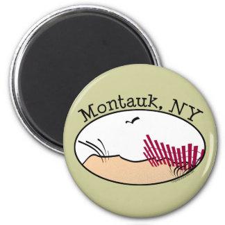 Montauk 2 Inch Round Magnet