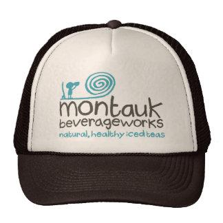 Montauk BeverageWorks - gorra del camionero