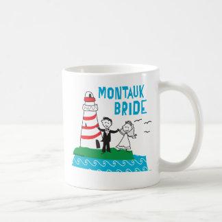 Montauk Bride Favors Coffee Mug