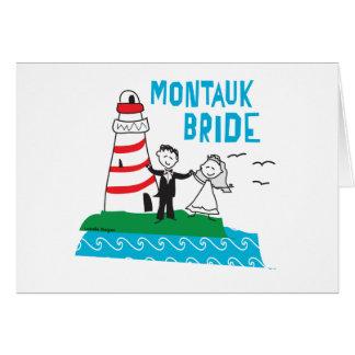 Montauk Bride Gifts Card