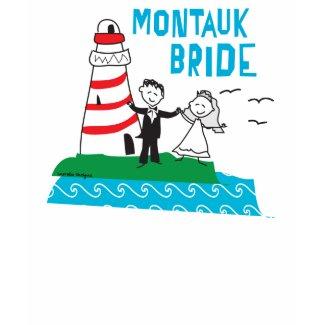 Montauk Bride T-shirts and Gifts shirt