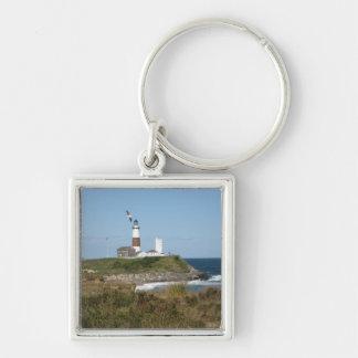 MONTAUK Lighthouse Seagull Love 2.0 Keychain