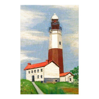 Montauk Lighthouse Stationery