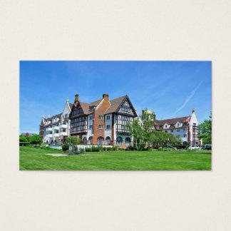 Montauk Manor, New York Business Card