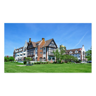 Montauk Manor, New York Business Card Templates