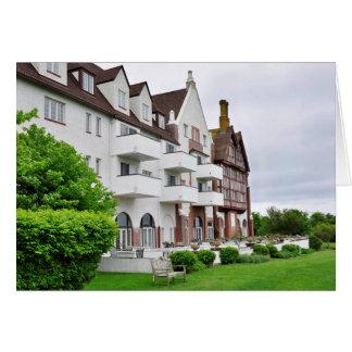 Montauk Manor, New York Card