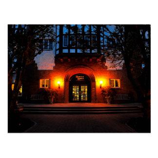 Montauk Manor, New York Postcard