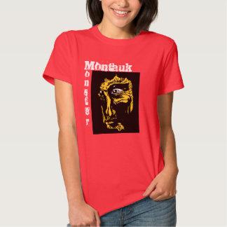 Montauk Monster Long Island NY Gift T-shirt Travel
