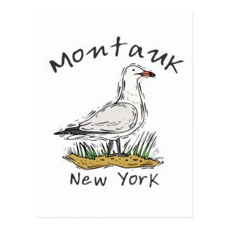 Montauk, NY Postcard