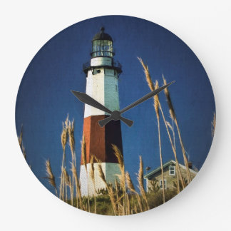 Montauk Point Lighthouse Clock