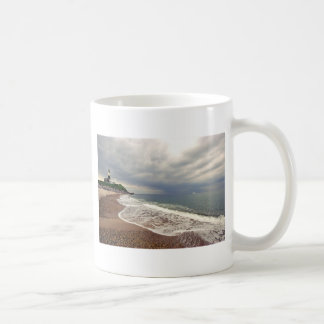 Montauk Point Lighthouse Classic White Coffee Mug
