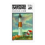 Montauk Point Lighthouse Stamp