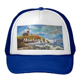 Montauk Point Lighthouse Trucker Hat