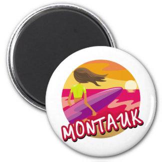 Montauk Surf Magnet